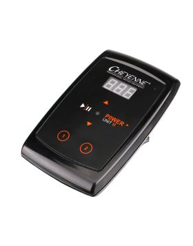 New LCD Digital Tattoo Power Supply with Foot Pedal and Clip Cord Kit P166