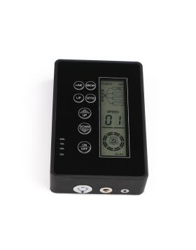 LCD Mobile Tattoo Power Supply without pedal P181